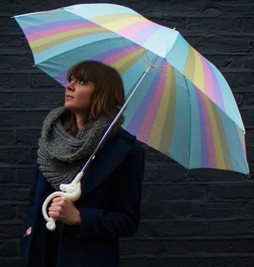 Magical Unicorn Umbrella