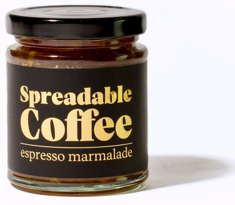 Spreadable Coffee