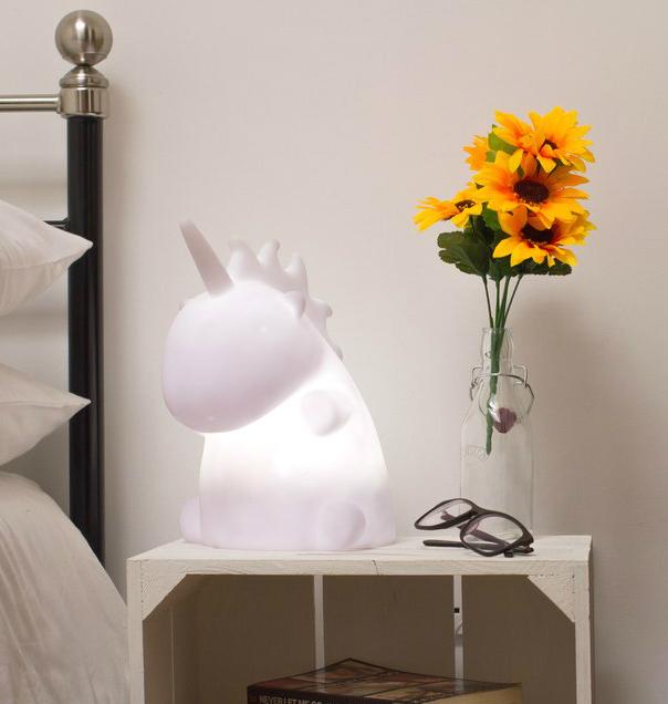 Uni The Unicorn Bedside Lamp